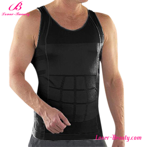 wholesale cheap vest body corsets men slimming belt waist shaper