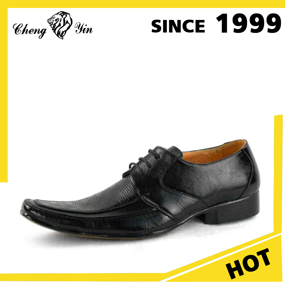 58e528b78a82c New Latest Long Head Leather Shoes Party Wear Genuine Dress Shoes ...