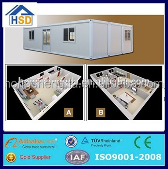 ISO china made high quality low cost container house