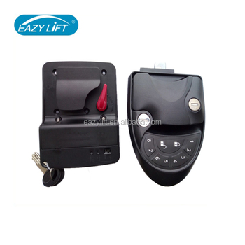 Remote Controlled Keyless Class C Handle for car central door lock system