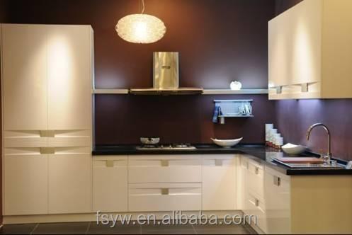 veel kleur schilderen op houten keuken kast luxe keuken meubels ...