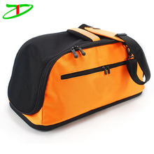 Roomy design durable construction dog tote bag airline approved arge pet carrier