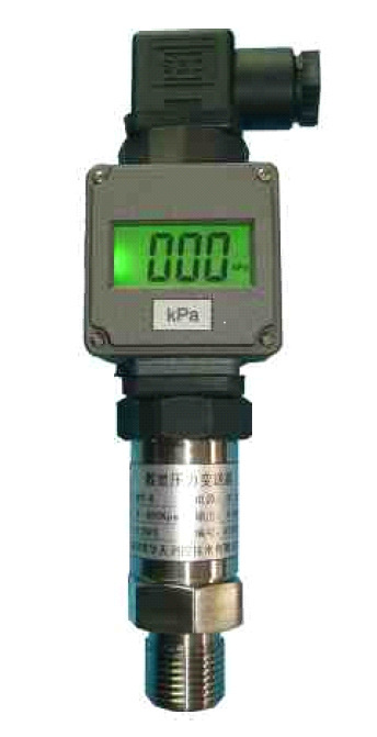 4-20MA LCD/LED digital pressure transmitter for petrochemical and environmental