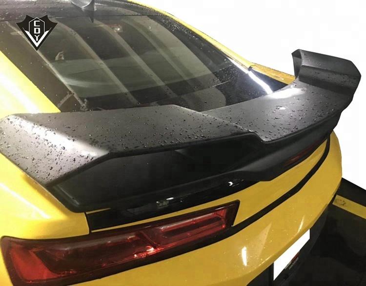 New Design 2018 Chevrolet Camaro Spoiler Chevrolet Camaro