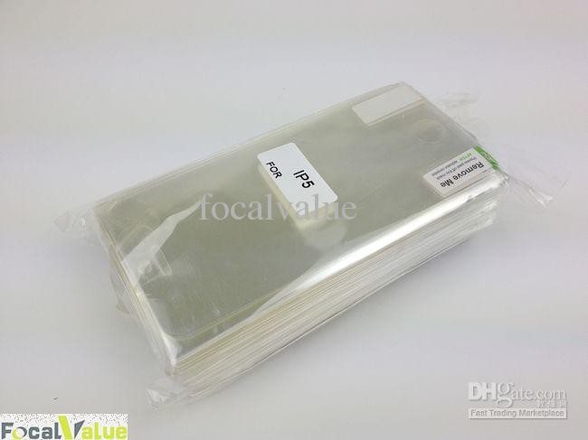 Anti-glare Screen Protector front cover film without retail package AA45