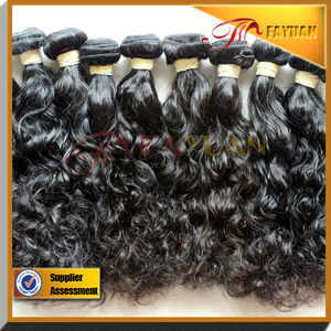 Smooth and soft touching no lice no short hair 5a Brazilian hair extensions