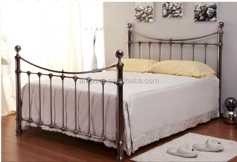 Latest Metal Bed Designs Latest Metal Bed Designs Suppliers And Manufacturers At Alibaba Com