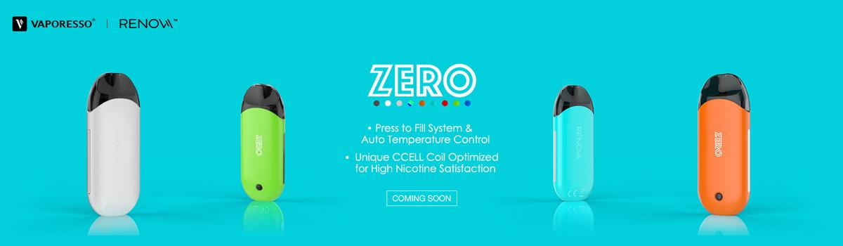 Vaporesso Renova Zero Pod Cartridge 2ml(2pcs/pack) - Buy Vaporesso  Accessories,Vape Pen Accessories,Empty Cartridge Product on Alibaba com
