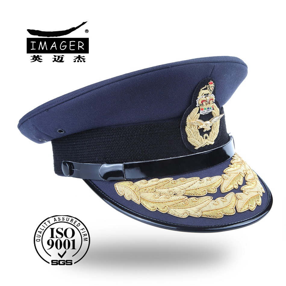 military army senior general hat of military uniform