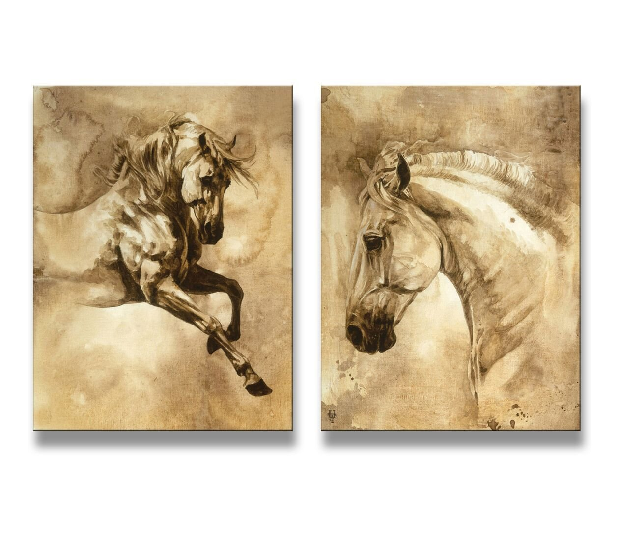 Cheap Horse Art Posters, find Horse Art Posters deals on line at ...