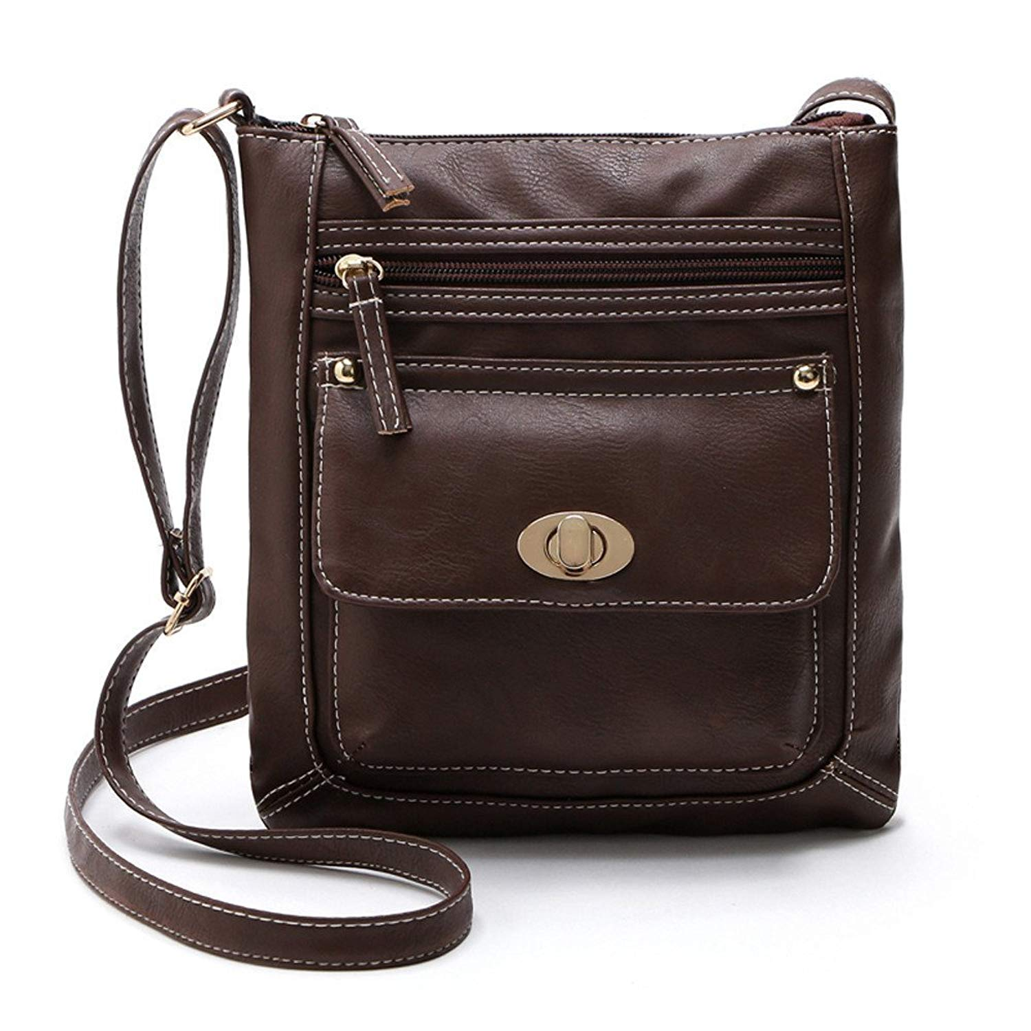 Liraly Women Bags,Big Promotion! Womens Leather Satchel Cross Body Shoulder Messenger Bag
