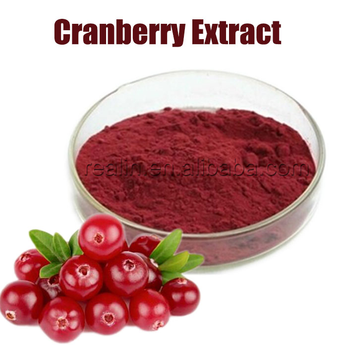 Natural Cranberry Extract Powder for Urinary Tract Infection