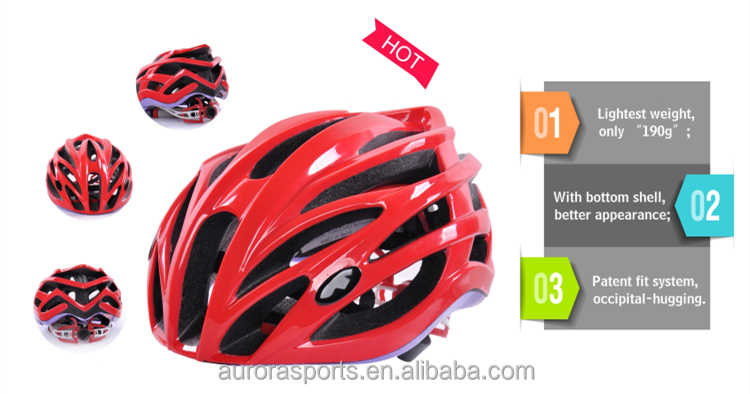 Aurora Sport Professional High Quality Bike Helmet