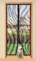 High Quality Magnetic Magic Anti Mosquito Screen Door