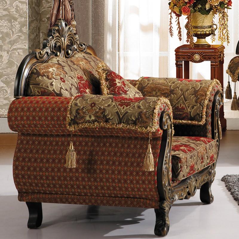 antiken luxus französisch stil leben 3+2+1 setzt altmodische möbel, Hause ideen