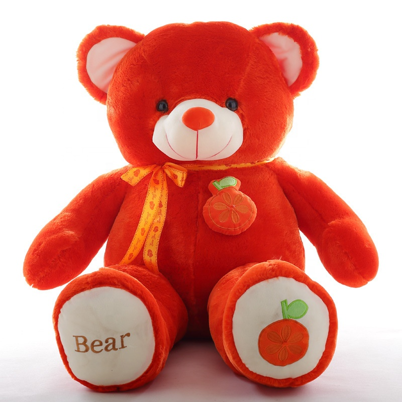 Wholesale 2 meter personalized Plush Giant Custom Teddy Bear Toy From China