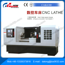 High Precision CNC Lathe Machine CAK6180