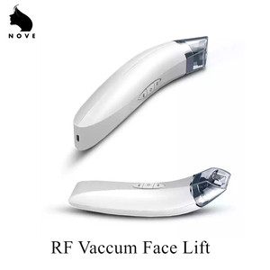 Handy personal Use RF Face Sculpting Device With ems electric wave tighten skin