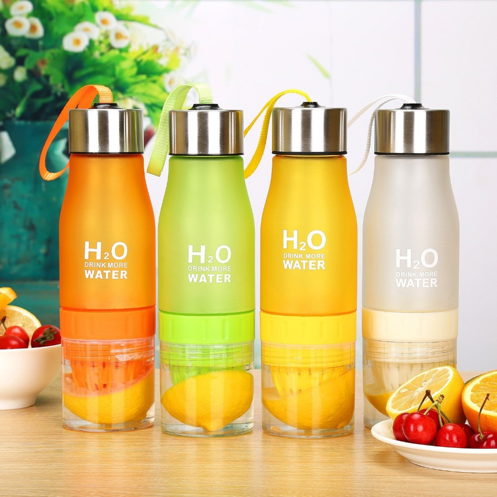 Fruit infuser bottles water bottle with infuser infused water bottle - Supplier Wholesale Lemonade Bottles Wholesale Lemonade