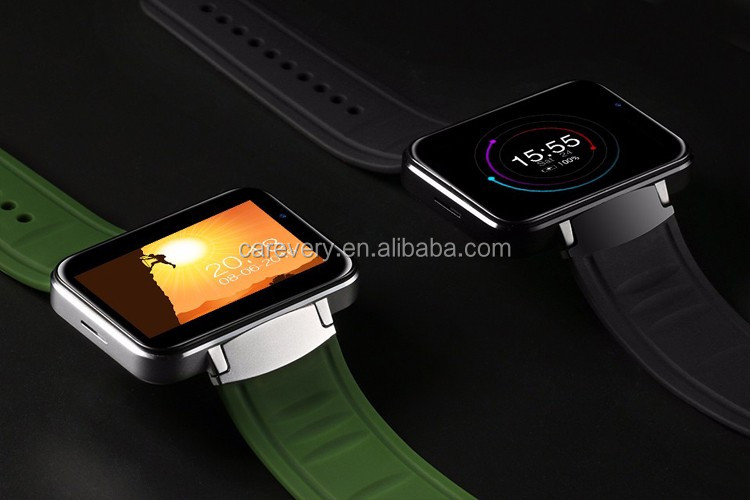 Newest 2017 smart watch build in 3g with wifi, 3g mtk6572 wifi gps smartwatch