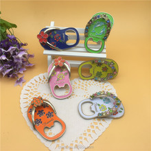 Sandals fridge magnet , sandals metal clip , metal fridge magnet for souvenir