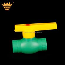 High Pressure Pump Pneumatic Low Price Water Valvula de bola de plastico
