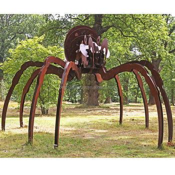 Outdoor Large Metal Tarantula Stainless Steel Giant Spider Sculpture For  Sale - Buy Stainless Steel Giant Spider Sculpture,Urban Sculpture  Park,Large