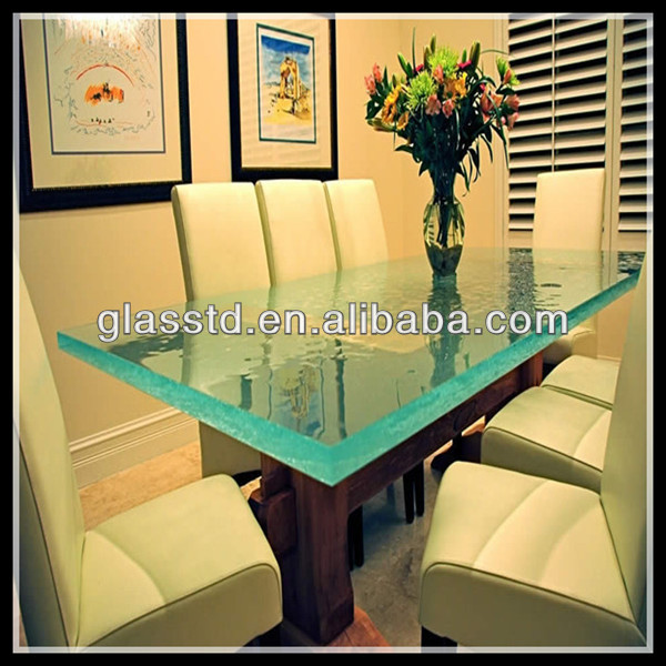 Green Fusion Dining Room Table Tops