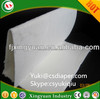 Cellulose fluff pulp for diaper and sanitary napkin