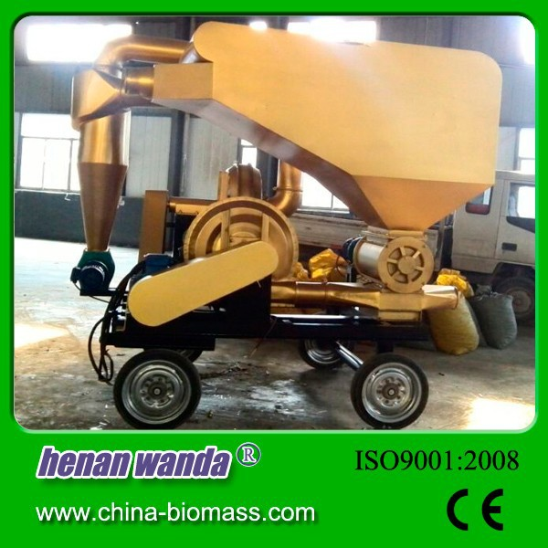 High efficiency vacuum barley conveyor for loading and unloading grain