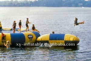 inflatable the blob water toy 2012