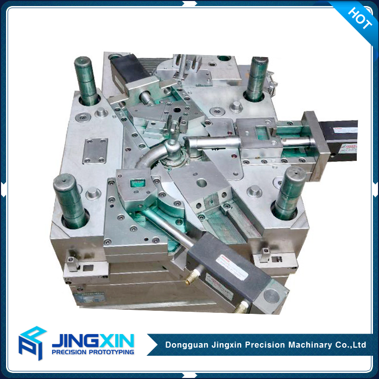 Jingxin Hot Sell Customized Plastic Injection Molds For Electronic Household Application