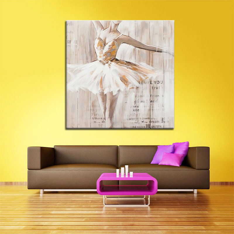 Best Sale Home Hotel Wall Art Decorative Printed Abstract Hot Sex ...