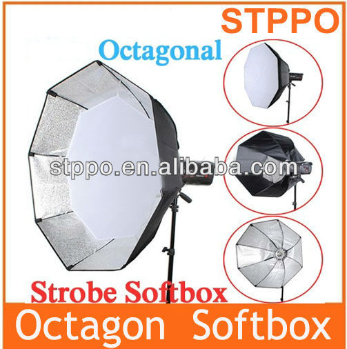 170cm Octagonal Studio Light Portable Softbox with Bowen adapter