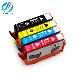 OCBESTJET For HP 904 Ink Cartridge Full With Ink For HP OfficeJet Pro 6970 All-in-One Printer (South America)