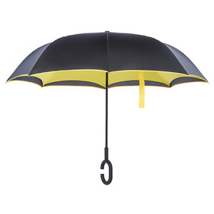 Paraguas Reversible Golf umbrella Double-Layer Waterproof Unbreakable Inverted Umbrella