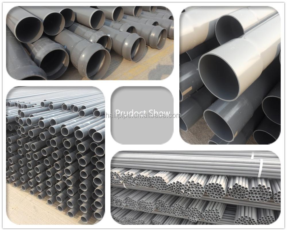 200mm diameter pvc pipe buy upvc pipes pvc plastic pipe. Black Bedroom Furniture Sets. Home Design Ideas