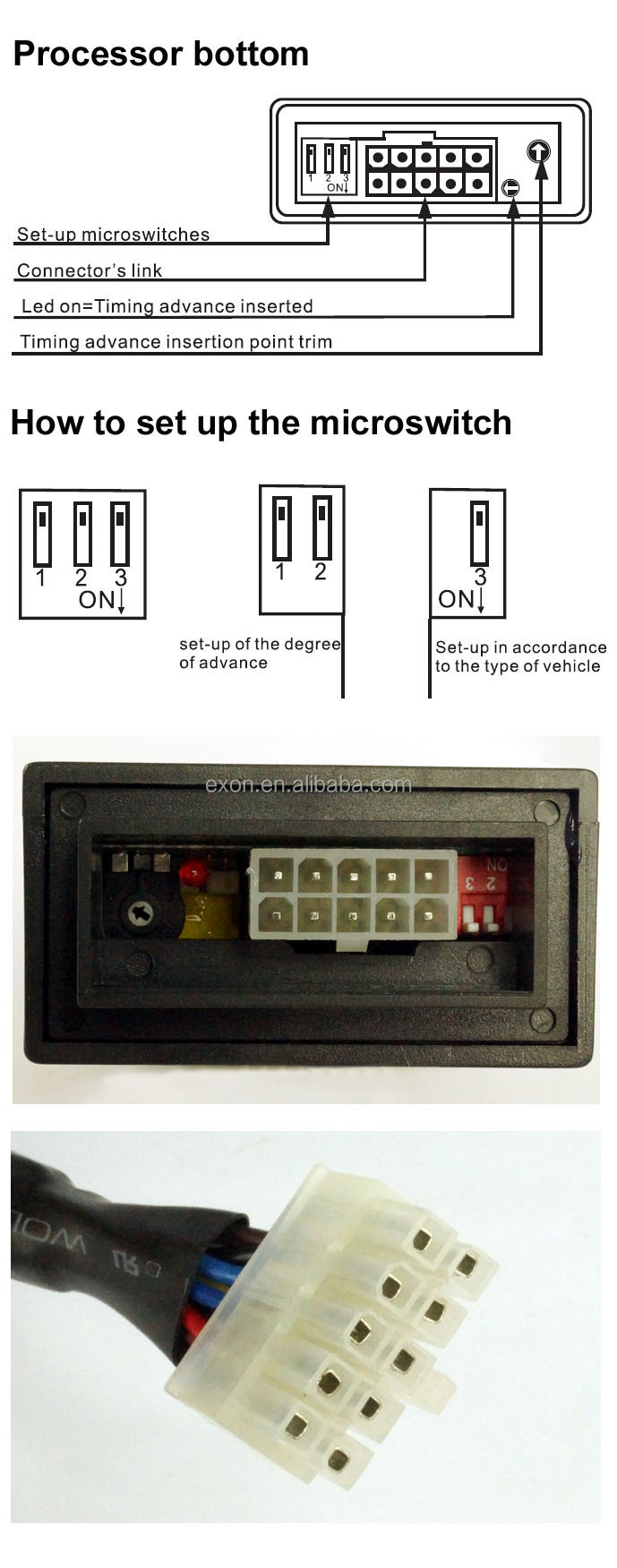 Cng Timing Advance Processor Aeb510  Stap100 For Car Fuel