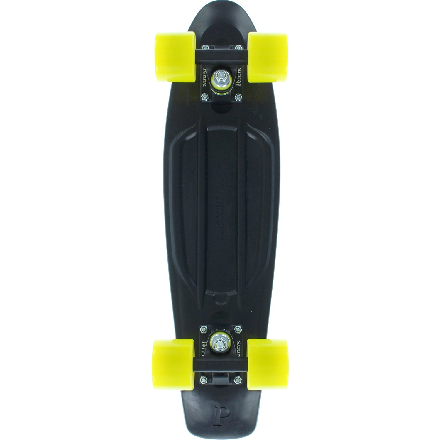 "Penny Skateboards Midnight Yellow 22"" Complete Skateboard - 6"" x 22"""