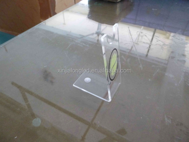 Acrylic Pen Spoon Display Stand
