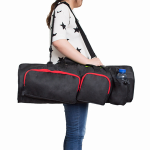 Yoga mat package and carrier portable sports gym yoga tote bag