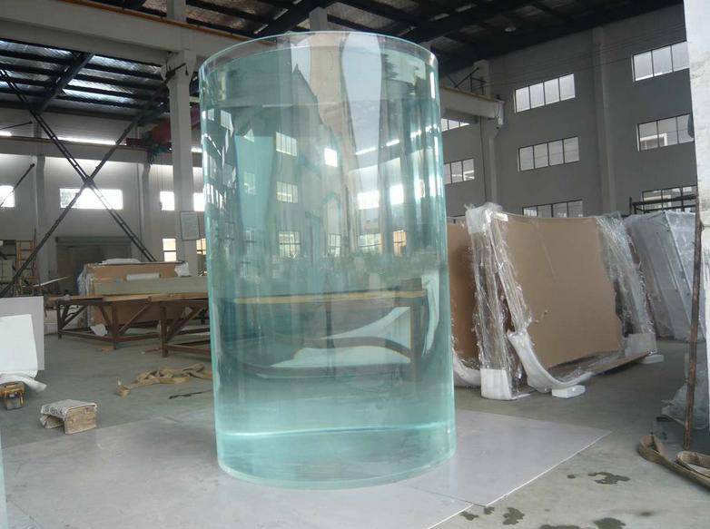 Clear And Colored Cast Acrylic Tubes Round Square For