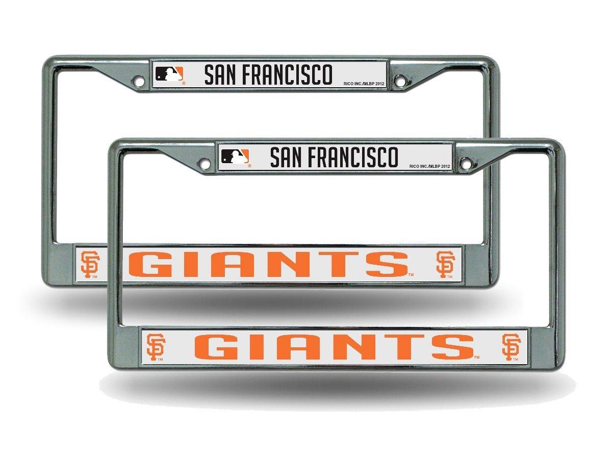 Cheap Sf Giants License Plate Frame, find Sf Giants License Plate ...
