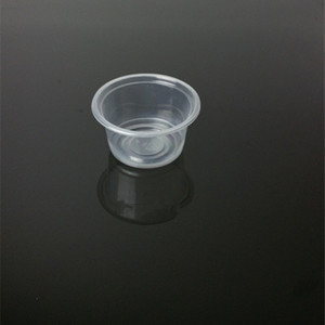 0.5-5.5oz PP ps Disposable Mini Clear Plastic Jello Shot & Condiment Sauce Cups with Lids