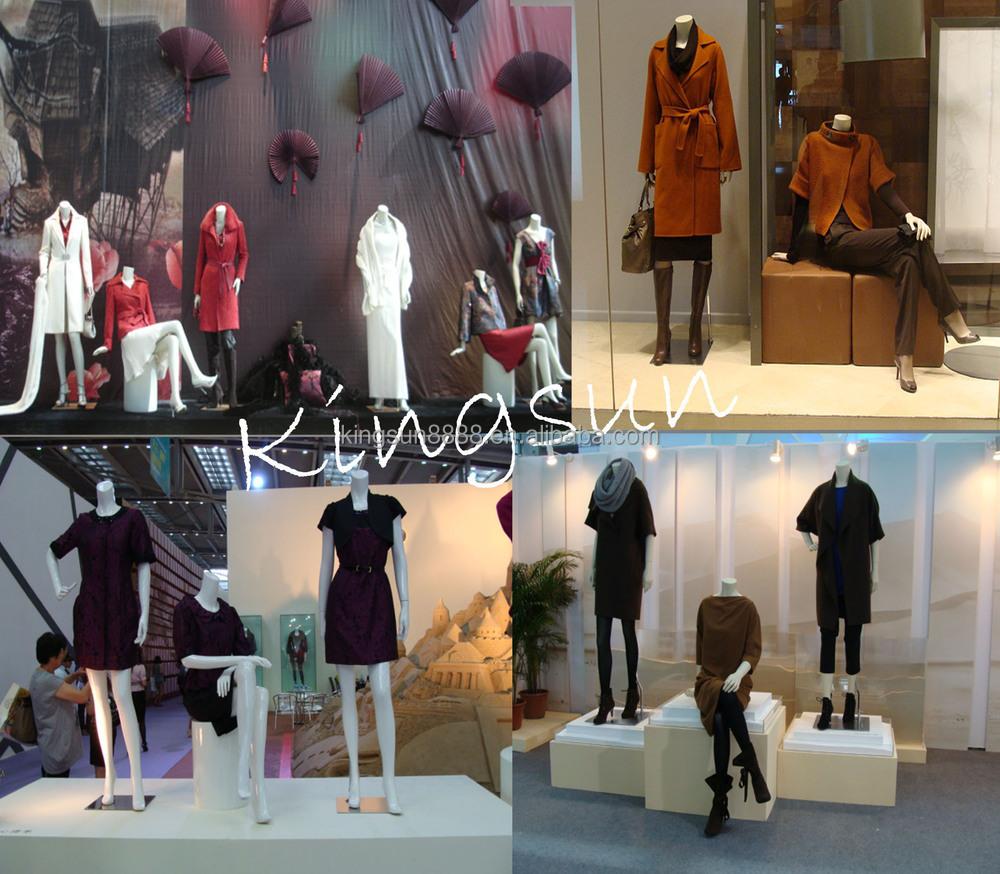 The World Brand Window Display Model Fashion Brand Models