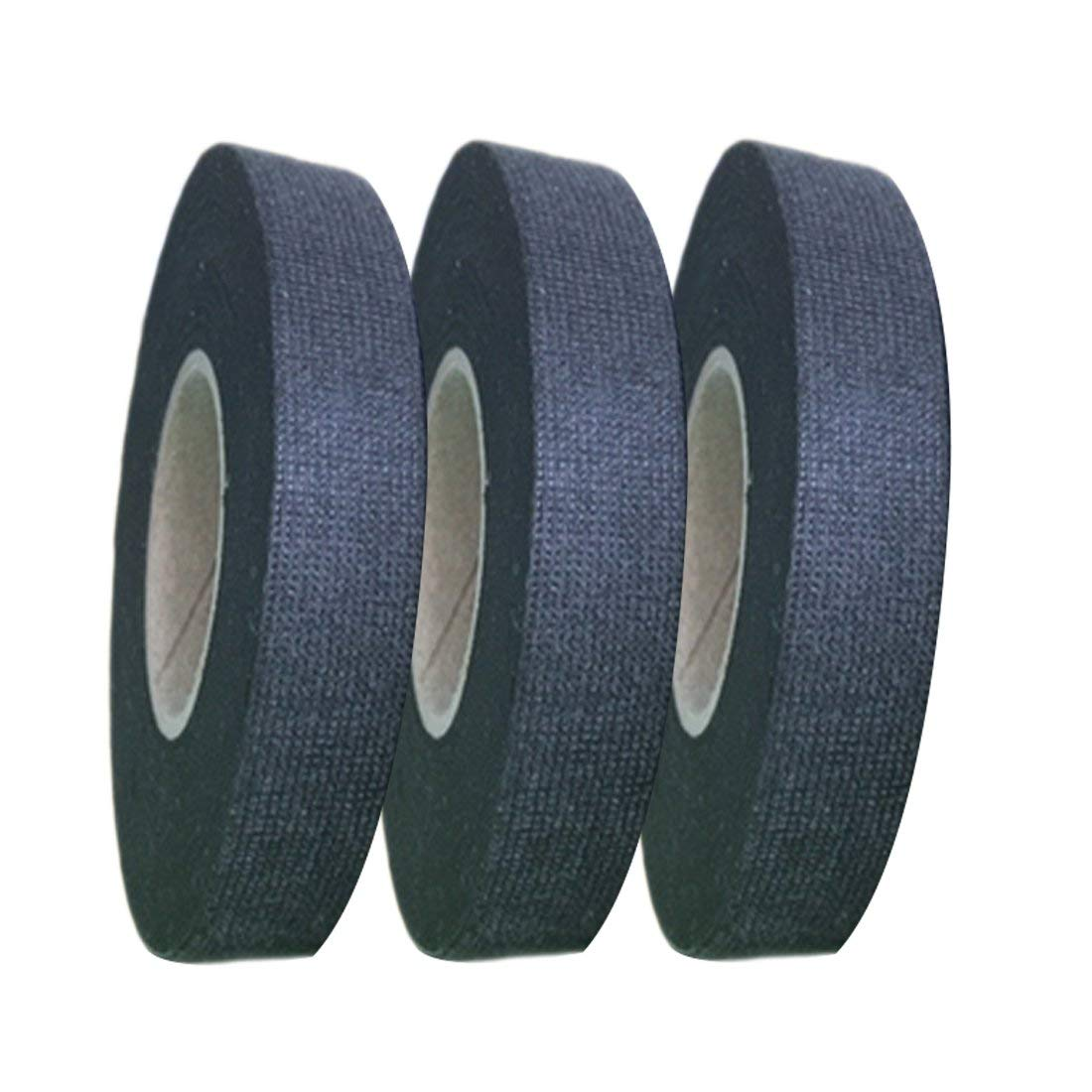 Cheap Tesa Harness Tape Find Deals On Line At Bmw Motorcycle Wiring Get Quotations Qixinstar 1pcs 19mm X 15m Adhesive Flannel Fabric Cloth Cable For Car Auto