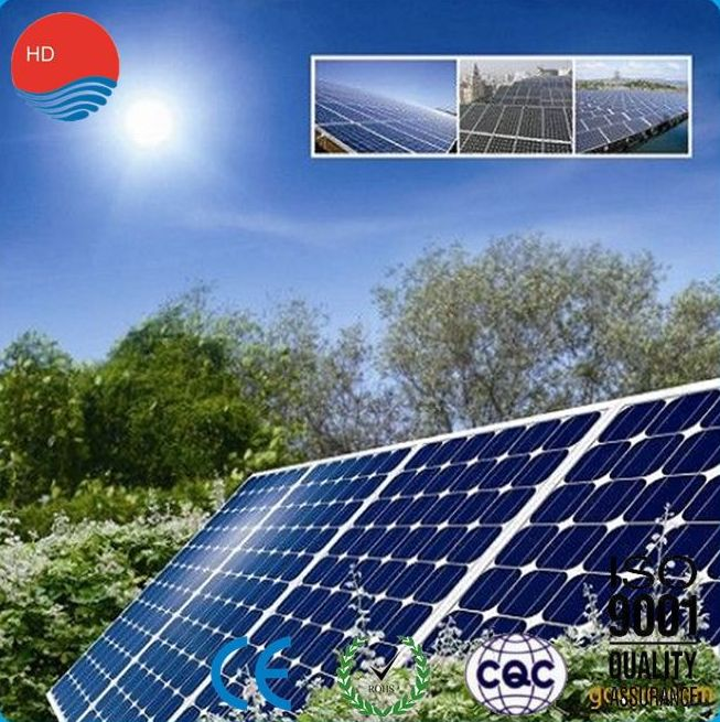 Wholesale 100W Mono Solar Panel for Solar Panel System