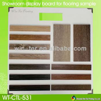 Wt-ctl-531 Perfect Handmade Craft Wood Sample Board