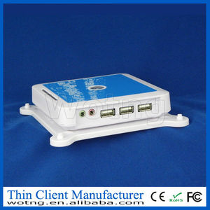 Thin Client 5000-DW Thin PC/Thin Client Wifi Standalone without Hhost