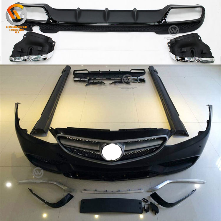 Grille Trim Chrome For E63 AMG 14-16